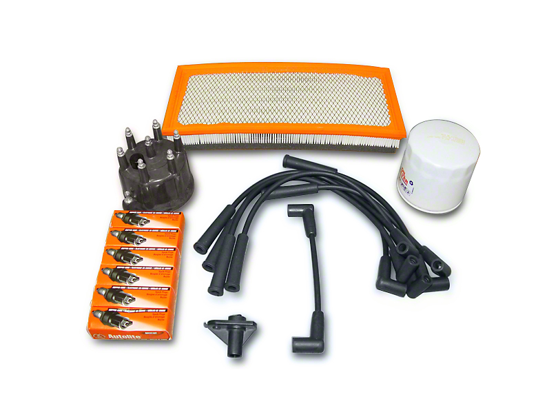 Tune Up Kit (99-00 4.0L Jeep Wrangler TJ)
