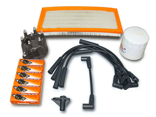Ignition Tune Up Kit (99-00 4.0L Jeep Wrangler TJ)
