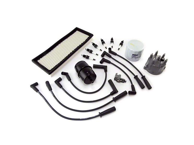 Tune Up Kit (91-93 4.0L Jeep Wrangler YJ)
