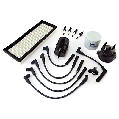 Omix-ADA Tune Up Kit 4 CYL 2.5L (94-95 Wrangler YJ w/ 2.5L)