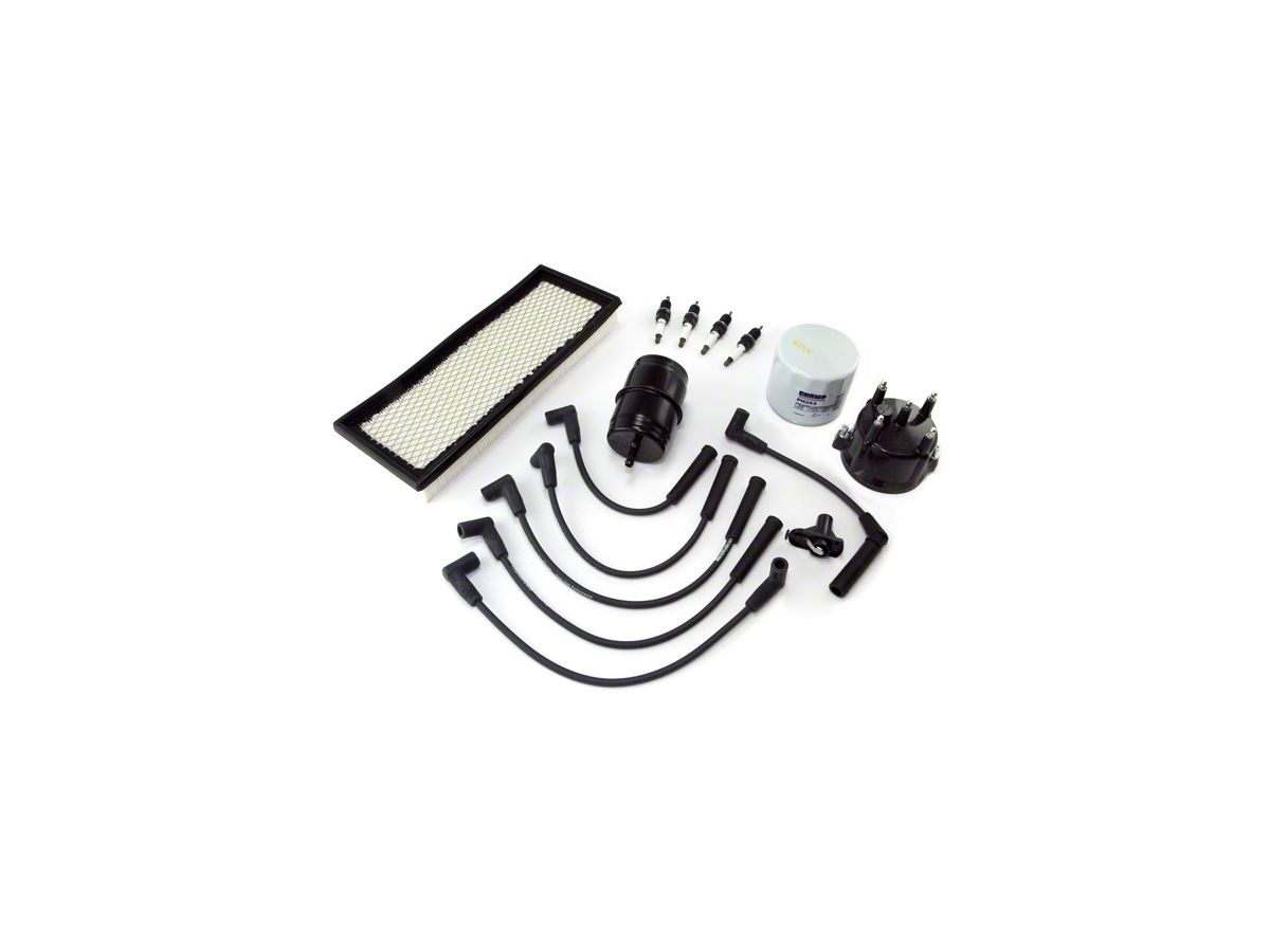 Tune Up Kit (94-95 2.5L Jeep Wrangler YJ)  Jeep Wrangler Fuel Filter on