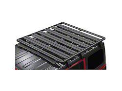RIVAL 4x4 Aluminum Modular Roof Rack (18-21 Jeep Wrangler JL 4-Door)