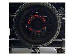 LED Third Brake Light 5th Wheel Mount (18-22 Jeep Wrangler JL)