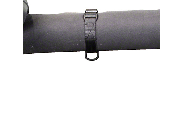 Rugged Ridge Sport Bar Coat Hanger Hook (87-20 Jeep Wrangler YJ, TJ, JK & JL)