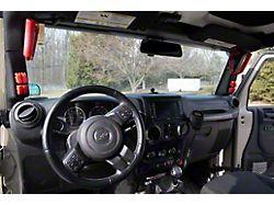 FullVUE Rear Camera Mirror (07-22 Jeep Wrangler JK & JL)