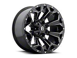 Fuel Wheels Assault Gloss Black Wheel; 20x9 (97-06 Jeep Wrangler TJ)