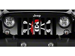 Grille Insert; Ahoy Matey (76-86 Jeep CJ5 & CJ7)