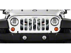 Grille Insert; Always Watching (76-86 Jeep CJ5 & CJ7)