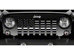Grille Insert; American Tactical EMS (18-22 Jeep Wrangler JL)