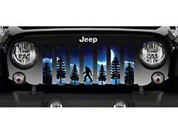 Grille Insert; BigFoot Dreamland Moon (20-22 Jeep Gladiator JT)