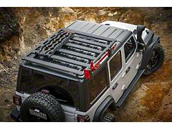 ARB BASE Rack Mount Kit for for ARB BASE Roof Rack 1770020 (18-22 Jeep Wrangler JL 4-Door)