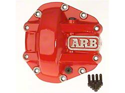 ARB M220 Rear Differential Cover; Red (18-22 Jeep Wrangler JL Rubicon)