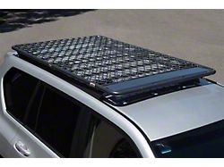 ARB Flat Roof Rack; 53-Inch x 49-Inch (Universal; Some Adaptation May Be Required)