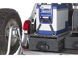 ARB Outback Solutions Modular Roller Drawer with Roller Floor; 53-Inch x 20-Inch x 12-Inch (Universal; Some Adaptation May Be Required)