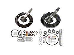 Motive Gear Dana 30 Front and AMC 20 Rear Axle Complete Ring and Pinion Gear Kit; 4.10 Gear Ratio (76-86 Jeep CJ5 & CJ7)
