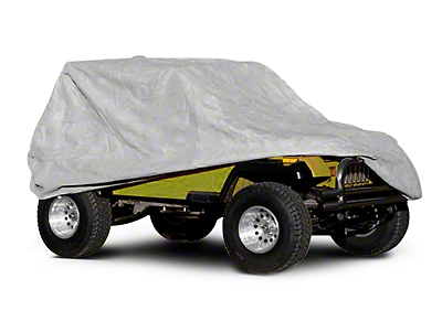 Rugged Ridge Weather Light Full Cover (87-06 Wrangler YJ & TJ)