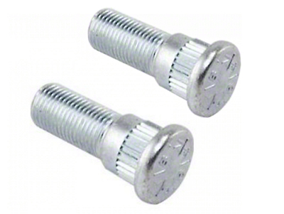 Omix-ADA Wheel Stud Rear Drum (87-06 Jeep Wrangler YJ & TJ)
