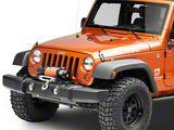 Smittybilt Winch Plate (07-18 Jeep Wrangler JK)