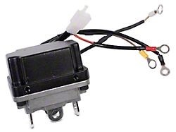 Rugged Ridge 8,500 lb. or 10,500 lb. Winch Replacement Solenoid