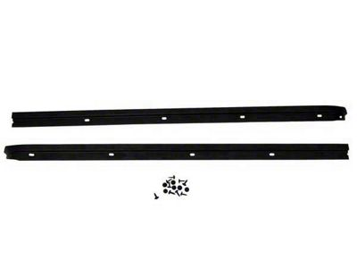 Rugged Ridge Windshield Channel (87-95 Jeep Wrangler YJ)
