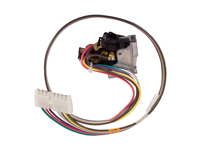 Windshield Wiper Switch (87-95 Jeep Wrangler YJ)