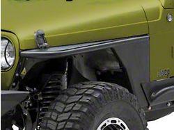 Smittybilt XRC Armor Front Tube Fenders (87-95 Jeep Wrangler YJ)