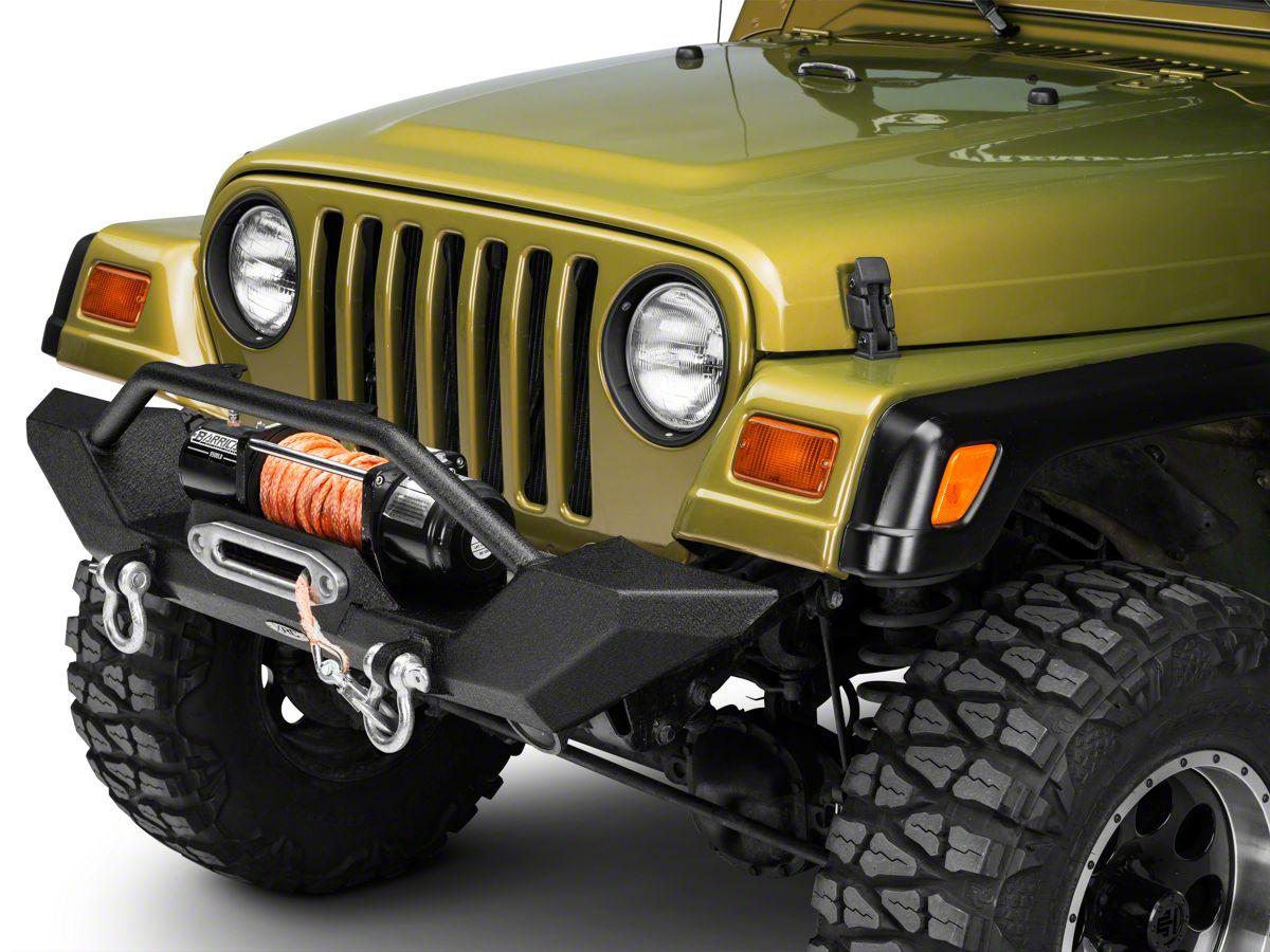 Smittybilt Xrc Front Bumper >> Smittybilt Xrc Front Bumper 97 06 Jeep Wrangler Tj