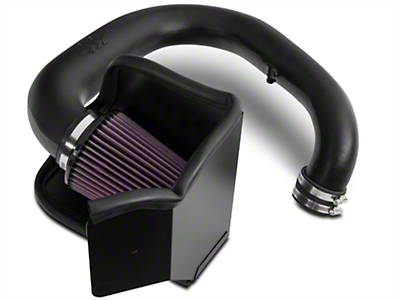 K&N Series 57 FIPK Cold Air Intake (91-95 4.0L Jeep Wrangler YJ)