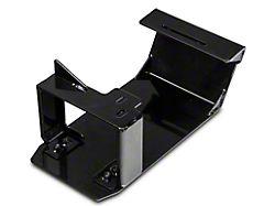 Rugged Ridge Evaporator Skid Plate - Black (12-18 Jeep Wrangler JK)