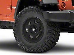 Pro Comp Wheels 89 Series Kore Matte Black Wheel; 17x8 (07-18 Jeep Wrangler JK)