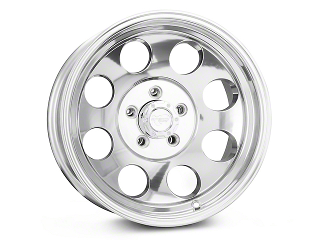 Pro Comp Wheels Series 1069 Polished Wheel - 16x8 (87-95 Jeep Wrangler YJ)