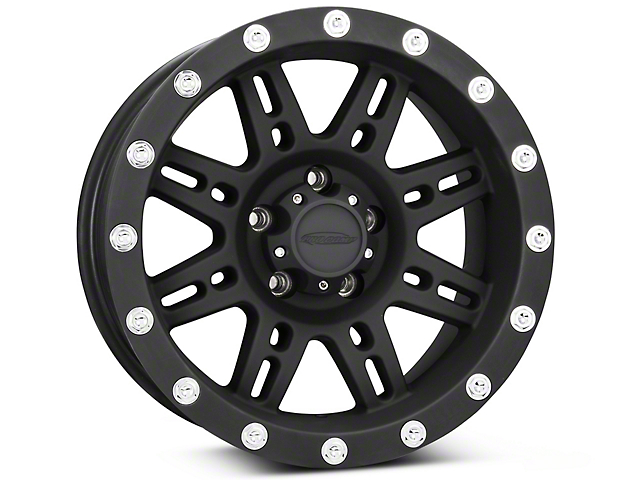 Pro Comp Wheels Series 7031 Flat Black Wheel - 16x8 (87-95 Jeep Wrangler YJ)