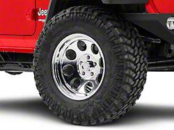 Pro Comp Wheels Series 1069 Polished Wheel; 17x9 (18-20 Jeep Wrangler JL)