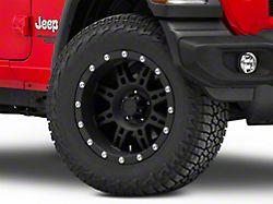 Pro Comp Wheels Series 7031 Flat Black Wheel; 18x9 (18-20 Jeep Wrangler JL)