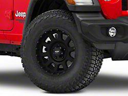 Pro Comp Wheels Series 7032 Flat Black Wheel; 17x9 (18-20 Jeep Wrangler JL)