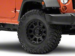 Pro Comp Wheels Series 7032 Flat Black Wheel; 17x9 (07-18 Jeep Wrangler JK)