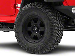 Pro Comp Wheels Series 7089 Flat Black Wheel; 18x9 (18-20 Jeep Wrangler JL)