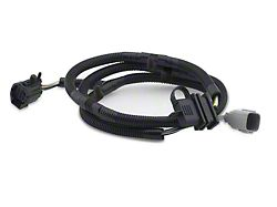Smittybilt Electrical Trailer Wire Harness (07-18 Jeep Wrangler JK)