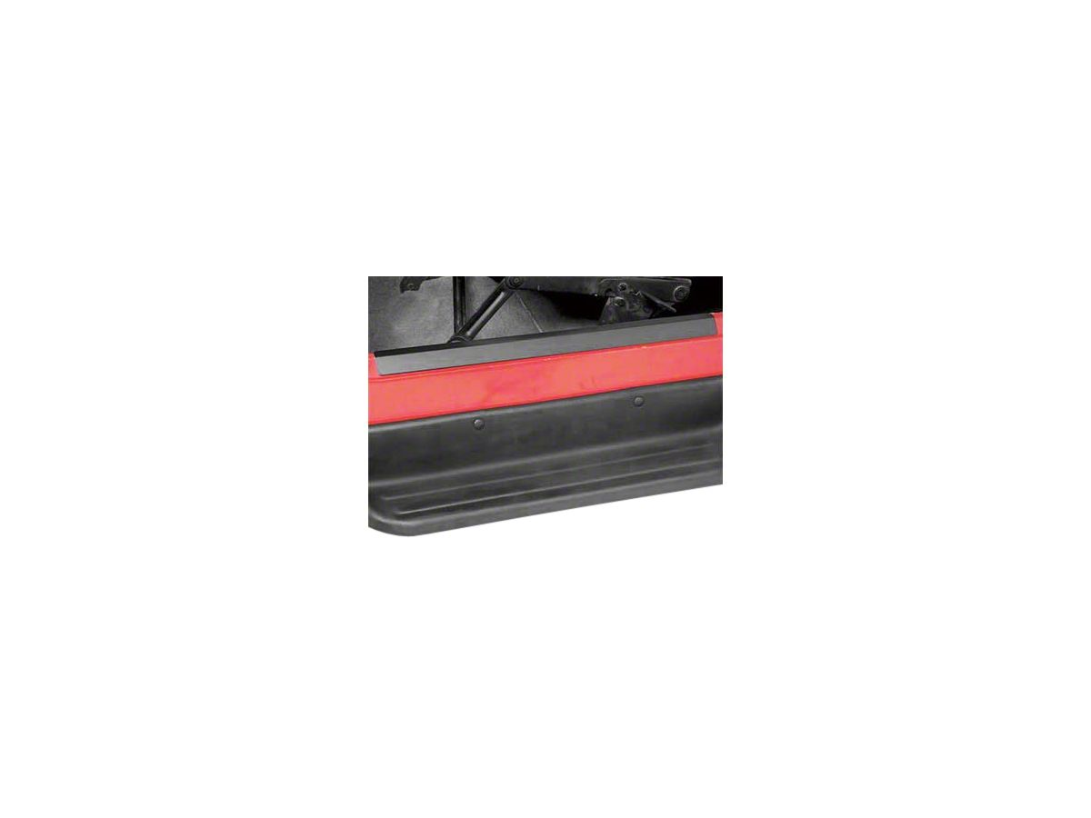 Smittybilt 7686 Black Door Entry Guards for 97-06 Jeep Wrangler /& Unlimited
