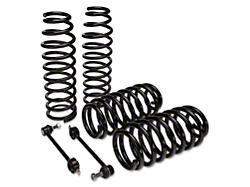 Teraflex Wrangler Leveling Kit W O Shocks 1155200 07 18