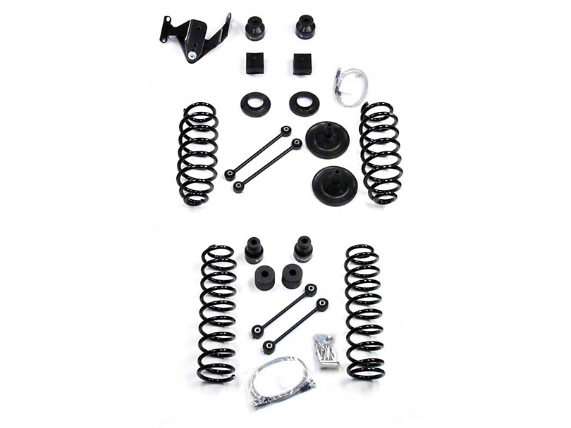 Teraflex 3 in. Lift Kit w/o Shocks (07-18 Wrangler JK 2 Door)