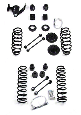 Teraflex 3 in. Lift Kit w/o Shocks (07-17 Wrangler JK 2 Door)