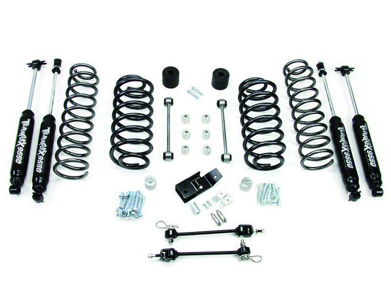 Teraflex 3 in. Lift Kit w/ Shocks (97-06 Jeep Wrangler TJ)
