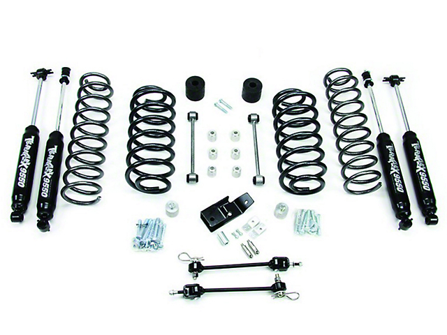 Teraflex 3 Inch Lift Kit w/ Shocks (97-06 Jeep Wrangler TJ)