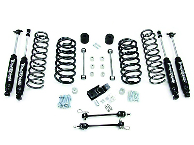 Teraflex 3 in. Lift Kit w/ Shocks (97-06 Wrangler TJ)