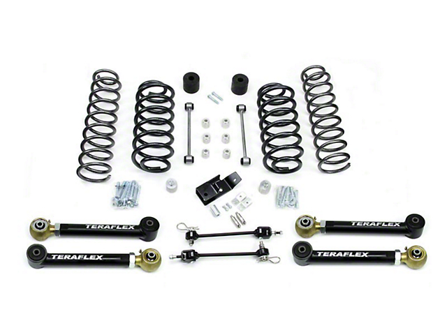 Teraflex 3-Inch Lift Kit (97-06 Jeep Wrangler TJ)