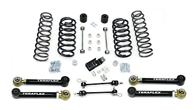 Teraflex 3 in. Lift Kit w/o Shocks (97-06 Wrangler TJ)