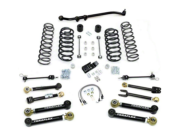 Teraflex 4-Inch Lift Kit (97-06 Jeep Wrangler TJ)