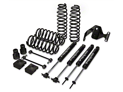Teraflex 2.5 in. Lift Kit w/ Shocks (07-18 Jeep Wrangler JK 2 Door)