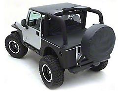Smittybilt ...  sc 1 st  ExtremeTerrain & 1997-2006 TJ Jeep Wrangler Bikini Tops Mesh Tops u0026 Accessories ...